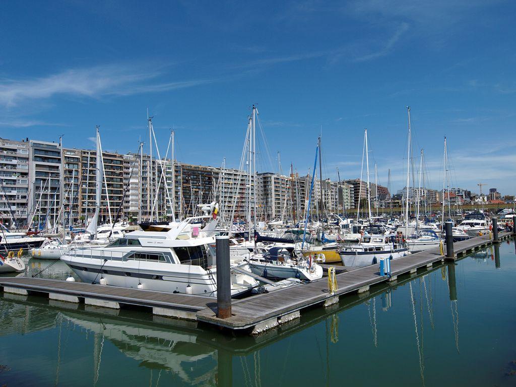 Jachthaven Blankenberge